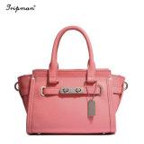 Womens sac fourre-tout cuir sacs à main pour les filles Bureau Top-Handle Mesdames