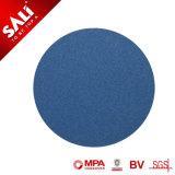 Recubrimiento de papel de Zirconia material de aluminio de acero inoxidable pulido de discos de velcro.