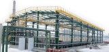 Предварительно Enginneered Сборные стальные конструкции рамы склада рабочего совещания