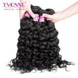 Tessuto brasiliano riccio italiano 100% dei capelli di Remy del Virgin all'ingrosso di Yvonne