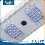 IP65 40W extérieur intégré de la rue lumière solaire lampe LED