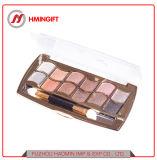 Los colores de ojos Eyeshadow 12 Polvo pigmentos resistentes al agua Los kits de maquillaje