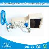 최고 특색지어진 스마트 카드, RFID 키 카드, Keyfob Keychain RFID 복제기