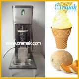 Fabricante de helados de Guangdong Real multifuncional espiral máquina de helados de frutas