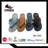 Nouveau Style Fashion PU Flip Flop pantoufles pour homme