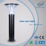 Hohe Solarrasen-Lampe der Lumen-LED für Garten