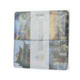De harde Plastic Waterdichte Bagage van pvc/Bagagelabel Riem In bijlage