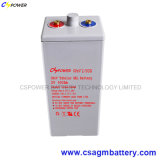 Gel tubulaire Rechargeable Batteries Solaires 2volts Batterie Opzv 1000Ah