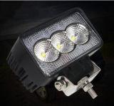 indicatore luminoso di guida di veicoli di 4.5inch 9W LED per l'automobile, IP67, certificazione dei Rhos