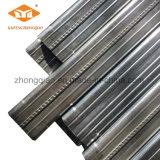 Труба металла нашивки плоская от Китая для конструкции