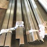 tubo de acero inoxidable cuadrado soldado 304/304L