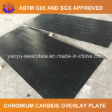 Piatto d'acciaio resistente all'uso saldato bimetallico