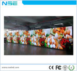 P4.81mm Affichage LED SMD Outdoor location 500x500mm et 500X1000mm Cabinet