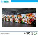Visualizzazioni di LED esterna dell'affitto di P4.81mm SMD Governo di 500X1000mm e di 500X500mm