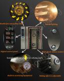 2016 Nuevo Diseño Horno de convección con carro / aire caliente de convección Horno de bicarbonato de equipo