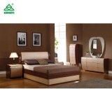 중국 침실 가구 고정되는 아름다움 침실 침대 나무로 되는 작풍 디자인