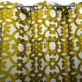 Fabricados en China cortina de cristal Cortinas de turco para Salón