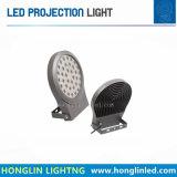 Projecteur du projecteur léger 250W DEL d'étage de jardin d'éclairage de DEL