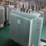 Reducir el transformador inmerso en aceite de la distribución de potencia de 3 fases