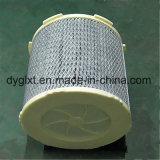 Spin крепления пластмассовой крышки удаление пыли из полиэфирной пленки, фильтрующий элемент воздушного фильтра