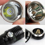 Класс защиты IPX6 350 лм кри Xm-L U2 Аккумуляторный светодиодный светильник (POPPAS-F22)