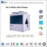 Luft, zum der Wärmepumpen für Handelsheizung und das Abkühlen zu wässern