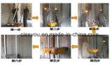 Fábrica que enyesa directo la máquina de la pared de la representación del yeso de la pared
