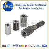 Acciaio inossidabile di uso dell'accoppiatore del tondo per cemento armato o acciaio al carbonio