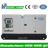 180kw 200 kw puissance insonorisées Groupe électrogène diesel électrique avec moteur Cummins