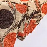 Tela del telar jacquar del Chenille del poliester para los lechos y los amortiguadores de la cortina