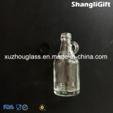Bottiglie di vetro del liquore con la maniglia 40ml
