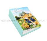 OEMの熱い販売のペーパー赤ん坊の結婚式の写真アルバム