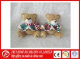 Personalizando o Novo Design Chritmas Macio Teddy Bear