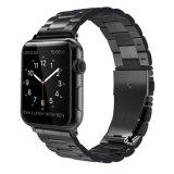 Venda de reloj del acero inoxidable de Hoco del metal de tres conexiones para Iwatch