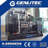 50HzはDeutzエンジンを搭載するタイプ280kw 350kVAのディーゼル発電機を開く