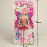 In het groot Plastic Doll van Doll van het Stuk speelgoed van het Meisje Levende