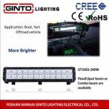 CREE de 20inch 240W conduisant la barre d'éclairage LED pour le camion du véhicule SUV ATV