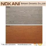 mattonelle di pavimento di legno delle mattonelle della porcellana di 900*450mm per il materiale da costruzione del pavimento