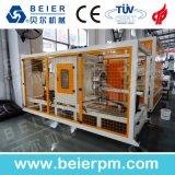 Línea cadena de la protuberancia del Doble-Hilo del tubo del PVC de producción del tubo de /PVC