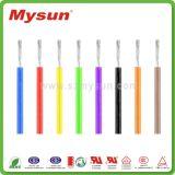 Preço de alta temperatura de Shen Zhen Mysun baixo para o fio do cabo da borracha de silicone