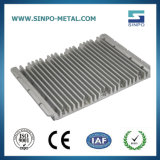 Material do dissipador de calor em alumínio com alta qualidade