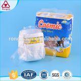 Haut de couches pour bébés jetables haute qualité Hot Bebe produit à partir de la Chine