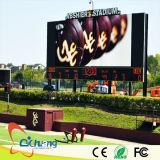 P10 축구 경기장 옥외 큰 발광 다이오드 표시