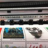 Printer-Nieuwe Structuur 1.8m 2.5pl Xaar 1201 van Xuli Printhead de Oplosbare Printer van Inkjet printer-Eco van het Grote Formaat voor Adverterende Industrie