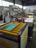 Une machine d'impression automatique d'écran de couleur pour l'impression en verre