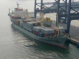 Transport-Boots-Lieferung, Behälter-Behälter