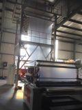 Máquina agricultural a rendimento elevado profissional da extrusão da película do HDPE do LDPE do plástico