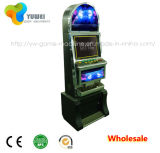 ライン&#160を微かに光らせ40なさい; ゲーム・マシンの硬貨によって作動させるゲーム・マシン賭ける機械に細長い穴をつけなさい