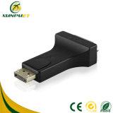 Plugue video portátil fêmea do conversor do USB da potência para o teclado