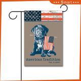 Дешевый флаг сада печатание полиэфира конструкции флага США